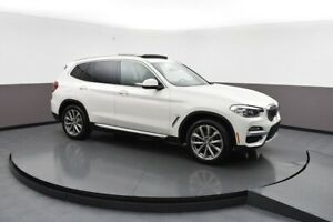 2019 BMW X3 30i x-DRIVE TURBO SUV, NAVIGATION, BACKUP CAMERA,