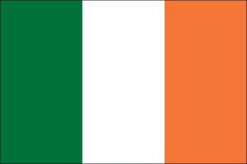Large Ireland Irish Nylon Flag 3