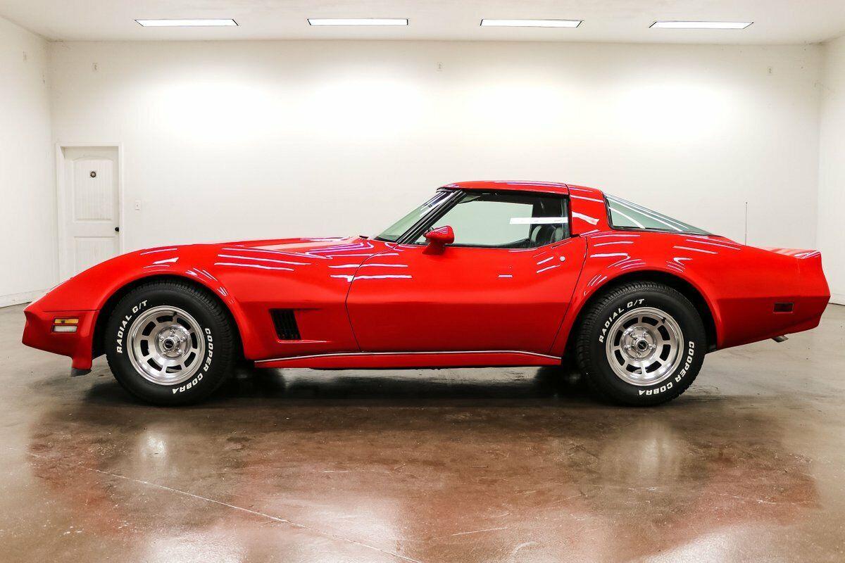 1980 Red Chevrolet Corvette   | C3 Corvette Photo 7