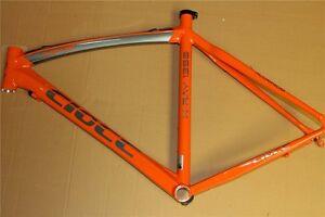 Ci Cc Saphir X Ray 1350 Orange Grau Fahrradrahmen Ciocc