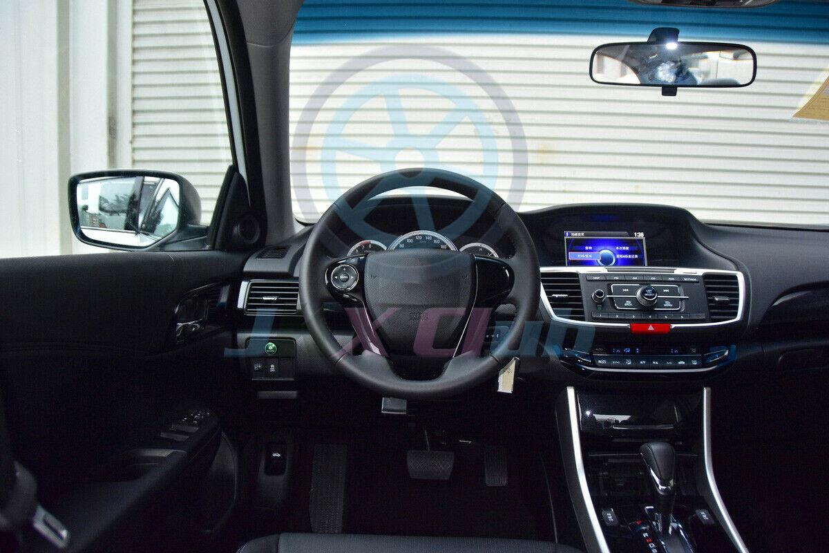 1.5 inch 15W 4Ω Front Pillar Althorn Tweeter Wiring Kit For Honda Accord 2014-17