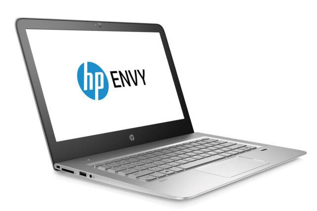 "HP ENVY 13 Intel Core i7-6500U 8GB 256GB SSD 13.3"" QHD+  802.11ac Win 10 Silver"