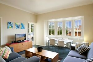 LOVELY FULLY FURNISHED BEACHFRONT APARTMENT Manly Manly Area Preview