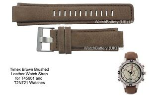 Genuine-Timex-Watch-Strap-Replacement-for-T45601-T2N721-E-tide-Compass-Watches