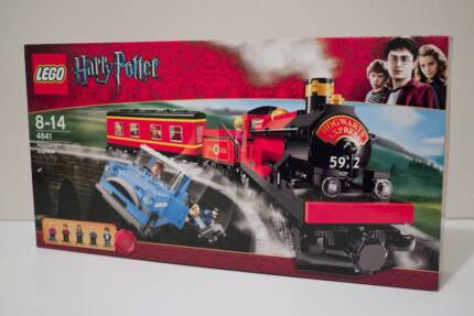 LEGO 4841 Harry Potter Hogwarts Express Train BNIB (Bonus 4865) Jandakot Cockburn Area Preview