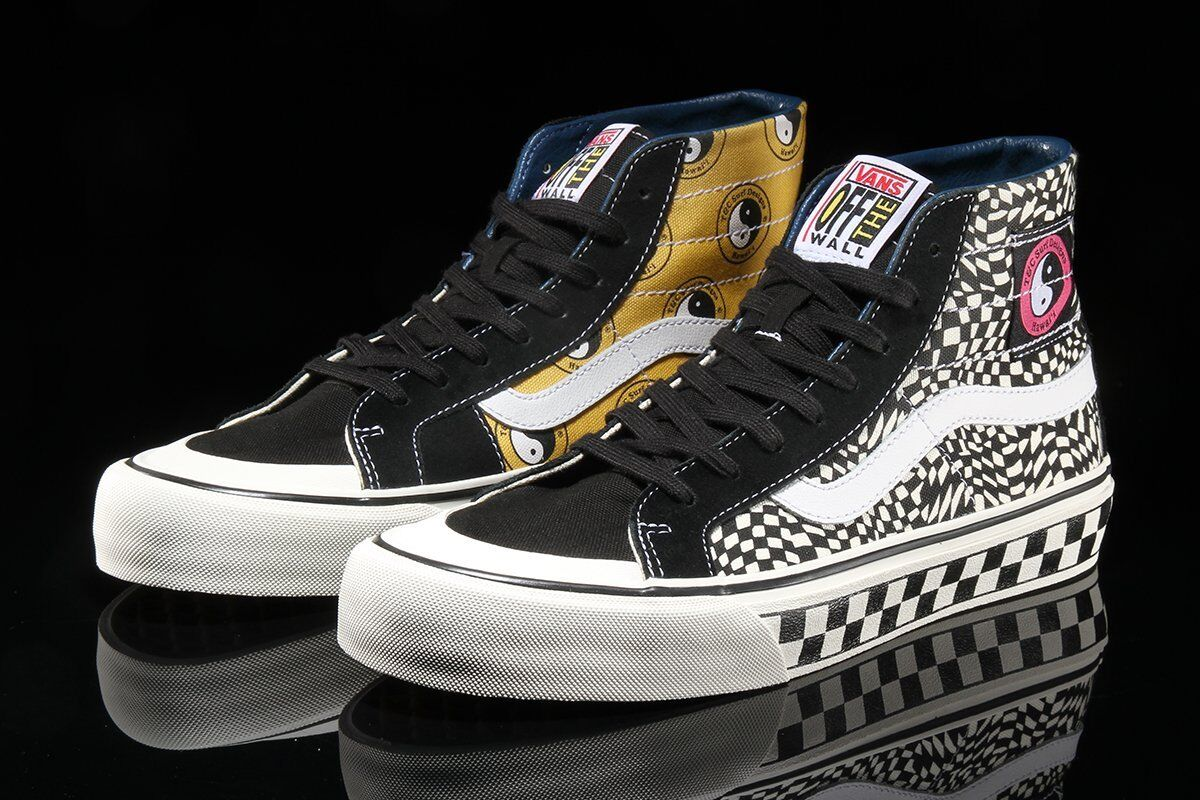 ff6ec3b9898c51 Details about VANS X T C SURF SK8-HI 138 DECON 9.5 (VN0A3MV1RX3) VERY  LIMITED RELEASE SOLD OUT