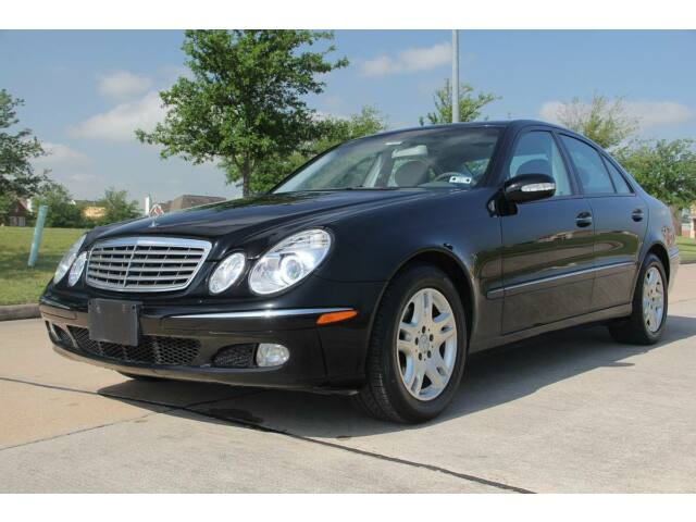 2005 mercedes e320 diesel cdi rust free 1 tx owner clean title used mercedes benz e class for. Black Bedroom Furniture Sets. Home Design Ideas