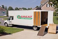 Great Care Moving & Delivery 403 966 4578