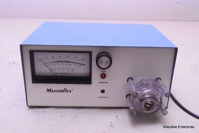 Masterflexcole Parmer Peristaltic Pump Model 7565
