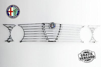 Grille Radiator Grille Alfa Romeo Gtv 2000 Bertone Gt Complete + Emblem (Best Looks With Leggings)