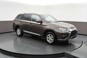 2019 Mitsubishi Outlander 3.0L AWC 7PASS AWD SUV w/ ALLOYS, HEAT