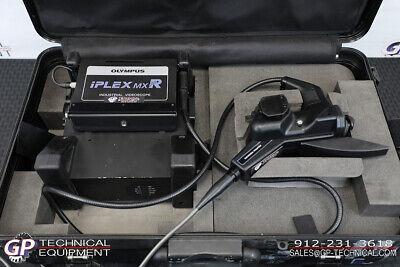 Olympus Iplex Mxr 6mm2m Videoscope - Ge Hawkeye Waygate Baker Borescope Probe