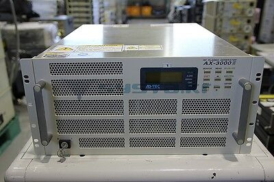 Adtech Ax-3000 Lii-n Rf Plasma Generator Rf Power Out Put 2300 Watt