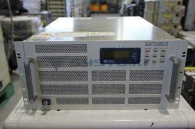 Adtech Ax-3000 Lii-n Rf Plasma Generator Rf Power Out Put 2300 Watt