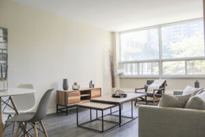 Newly Renovated 3 1/2 in Downtown Montreal - Shaughnessy!