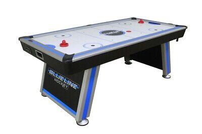 Air-Hockey Power Air Hockey Tisch BLUE LINE 7ft  214x107 cm Airhockeytisch