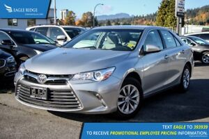 2016 Toyota Camry LE Bluetooth and Backup Camera