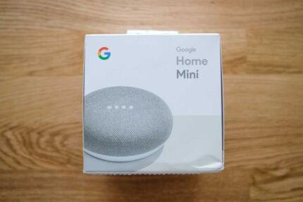 SALE -- Google Home Mini - in EXCELLENT AS NEW CONDITION!
