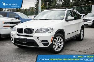 2013 BMW X5 xDrive35i Navigation, Sunroof, and Heated Seats