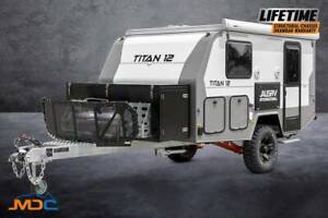 AusRv TITAN (by MDC) HYBRID POP TOP OFFROAD CARAVAN- From $181/week* Campbellfield Hume Area Preview