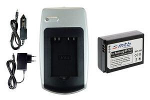 Akku-Ladegeraet-ED-BP1030-BP1130-fuer-Samsung-NX200-NX210-NX300-NX1000