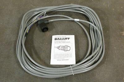 Balluff Series 693 Proximity Sensor 7-pin 250v 10a Bks-s51-10  3b12