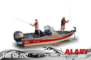 2018 g3-boats G3 Boats ANGLER V18 F