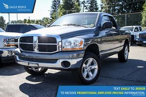 2006 Dodge Ram 1500 SLT CD Player and Air Conditioning