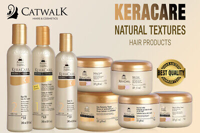KeraCare Natural Textures Hair Products