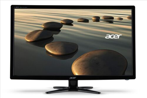 Acer GN246HLB 24 Zoll LED 3D 144HZ Gaming Monitor - Full HD, 1ms, HDMI, VESA
