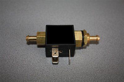 Nc-ventil (Profi Magnetventil 12 Volt V 12v, NC Ventil für Gase u Fluide, bis 50 bar TOP)