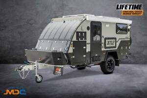 MDC XT12DB HYBRID POP TOP OFFROAD CARAVAN - From $204/week* Campbellfield Hume Area Preview