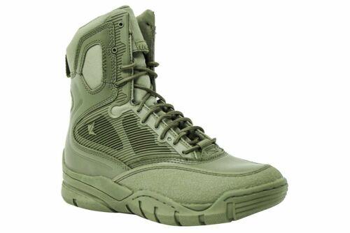"Lalo Shadow Intruder 8"" Ranger Green Boots"