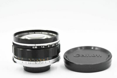[Near Mint] Canon LENS 50mm F/0.95 Dream Lens for 7 7s 7sz L39 From Japan