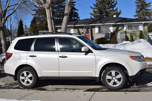 2013 Subaru Forester 2.5X Convenience package