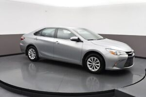 2015 Toyota Camry LE SEDAN, LOW KMS!!, BLUETOOTH, BACKUP CAMERA