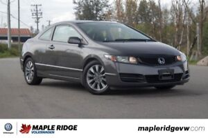 2009 Honda Civic EX-L - HEATED SEATS, LEATHER, SUNROOF