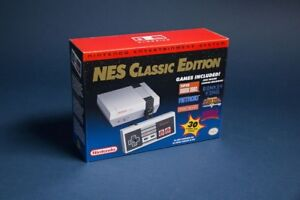 NES Classic BNIB or can be modded