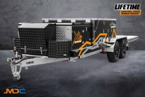 MDC XH7.4 XPEDITION OFFROAD HAULER CAMPER TRAILER - From $181/week* Clovelly Park Marion Area Preview