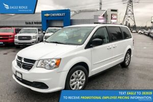 2016 Dodge Grand Caravan SE/SXT Eco Mode, Voice Command, Hand...
