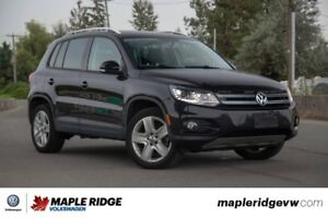 2015 Volkswagen Tiguan - ALL-WHEEL DRIVE, LEATHER SUNROOF