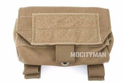 Eagle Industries 10 Round Shotgun Shell Pouch - USMC Coyote - USA Made