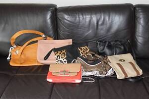 BAGS for Sale // GUESS MIMCO CELLINI // leather // Negotiable // Lane Cove North Lane Cove Area Preview