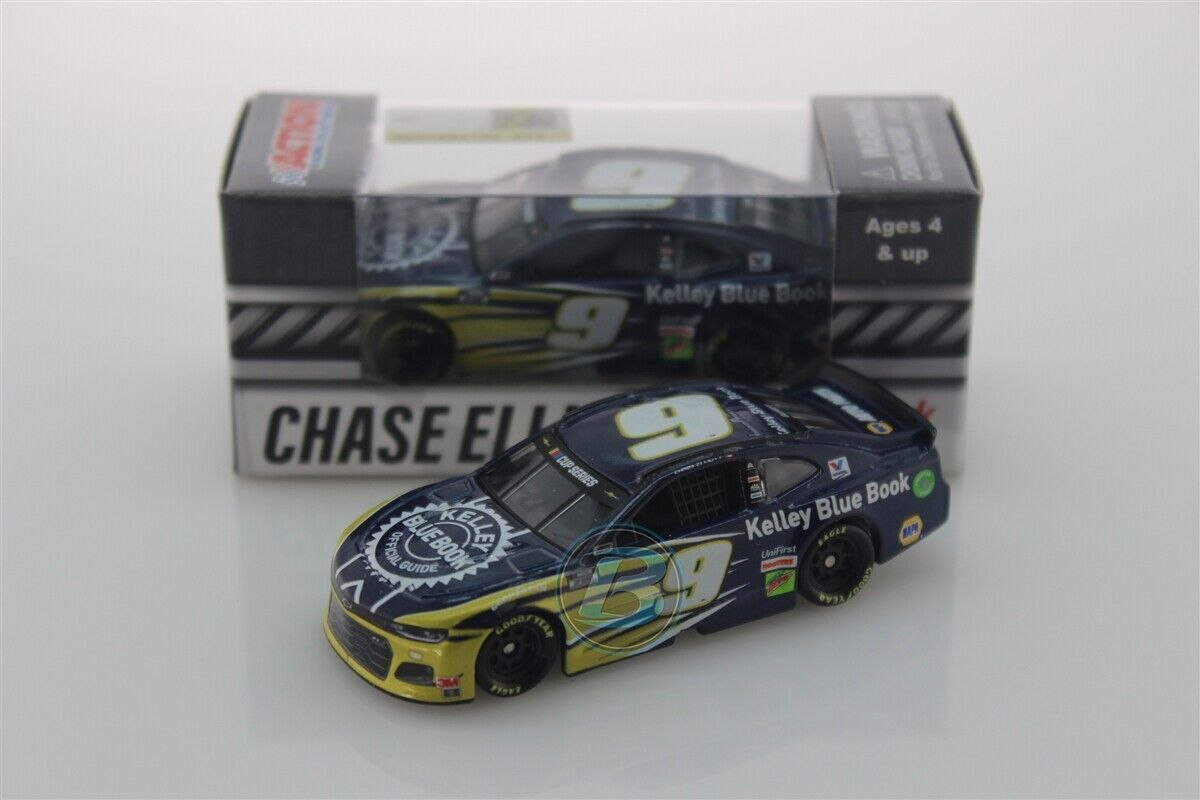 2020 CHASE ELLIOTT #9 Kelley Blue Book 1:64 Action In Stock Free Shipping