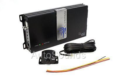 NEW Soundstream PN1.650D 650 Watt RMS Picasso Nano Monoblock Class D Amplifier