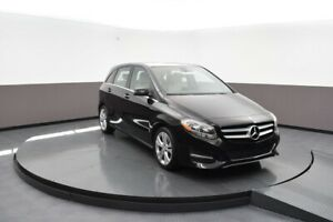 2015 Mercedes Benz B-Class B250 5DR AWD HATCH