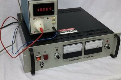 Glassman Ps Wg-10n30 -10kv 30ma High Voltage Power Supply