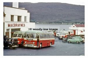 pt7433 - Macbraynes Buses at Fort William , Scotland - photograph 6x4