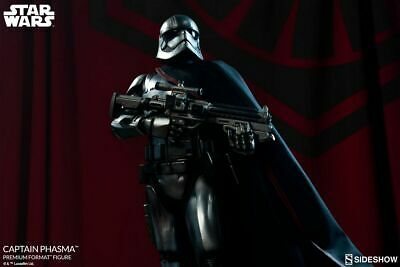 Star Wars Sideshow Collectibles Captain Phasma Premium Format 1:4 Statue