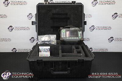 Olympus Epoch 1000i 1664 Ultrasonic Flaw Detector - Panametrics Ge Zetec Eddyfi